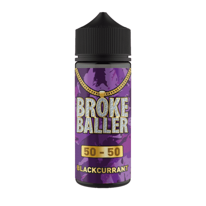 Blackcurrant 80ml Shortfill
