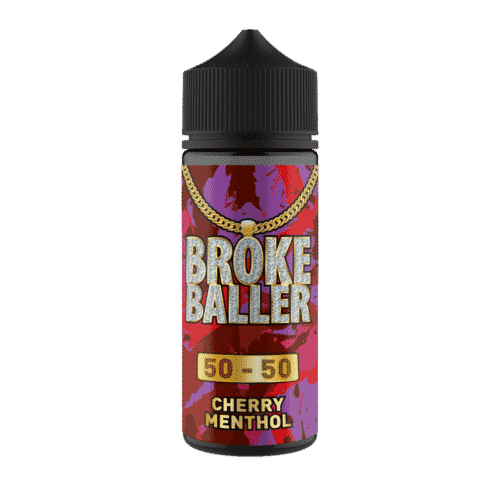 Cherry Menthol 80ml Shortfill