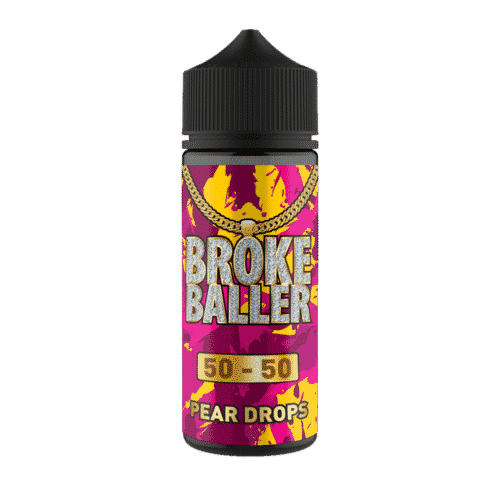 Pear Drops 80ml Shortfill