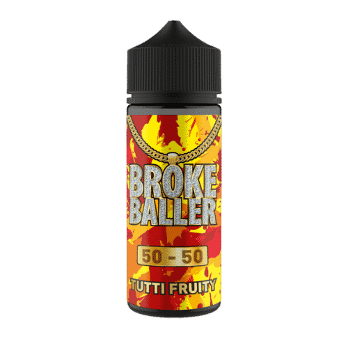 Baller Tutti Fruity 80ml Shortfill