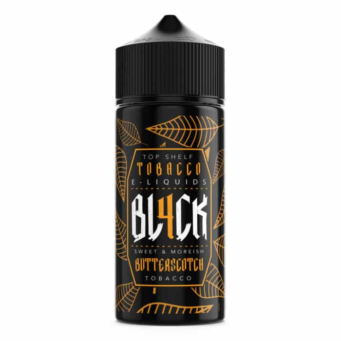 Butterscotch Tobacco 100ml Shortfill E Liquid