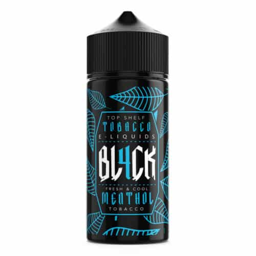 Menthol Tobacco 100ml Shortfill E Liquid