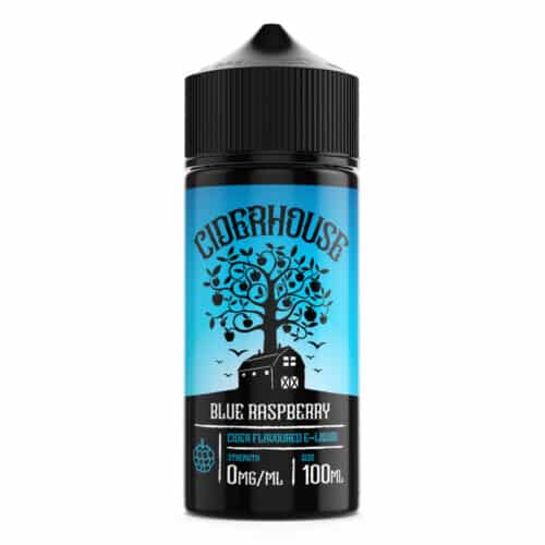 Blue Raspberry 100ml Shortfill E-Liquid