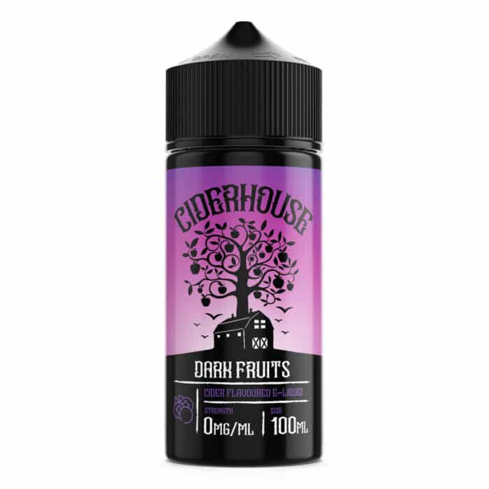 Dark Fruits 100ml Shortfill E-Liquid