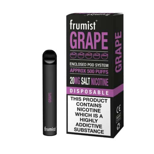 Grape Disposable Vape