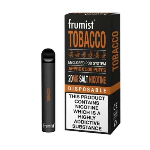 Tobacco Disposable Vape Pod